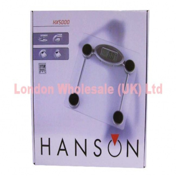 Hanson Electronic Bathroom Scale 150kg