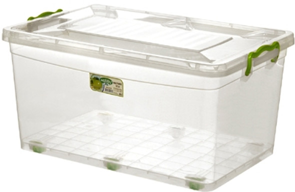 Multi-Box With Whell: 50 Ltr