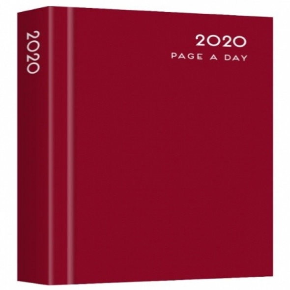 A6 Page A Day Diary 2016