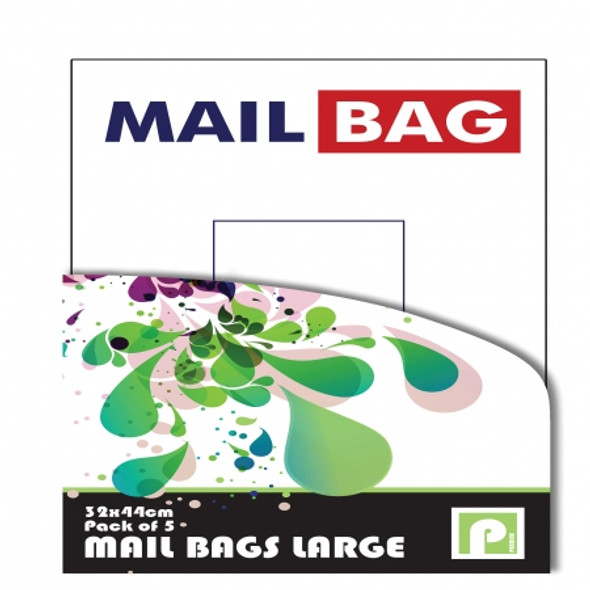 Mail Bags Large 5pc