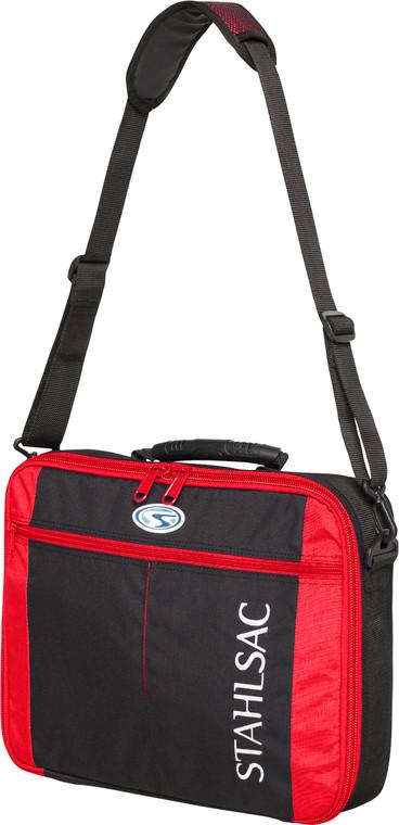 Stahlsac Molokini Regulator Bag Black/Red