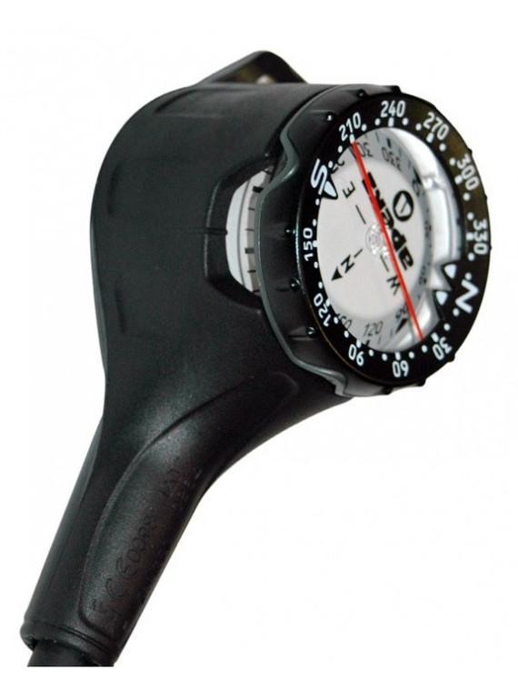 Apeks Pressure Gauge & Compass