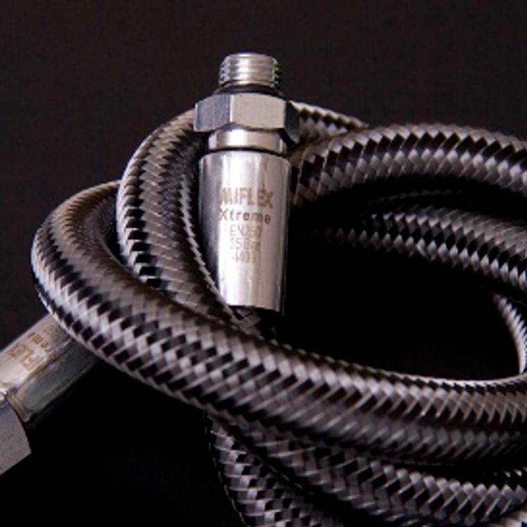 Miflex BCD Hose Carbon Black