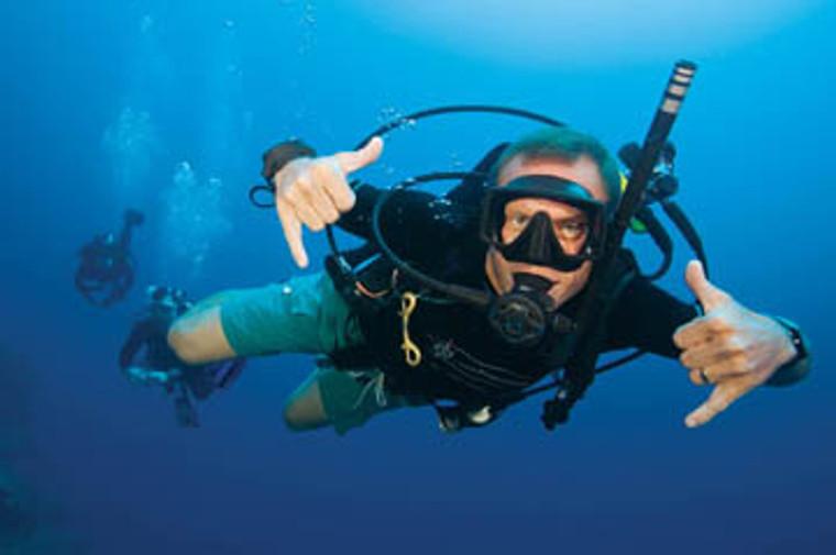 PADI Drift Diver Course