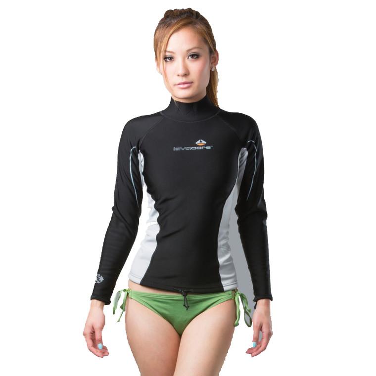 Lavacore Womens long sleeve Shirt