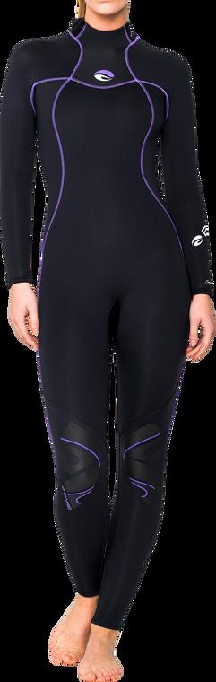 BARE 5mm Nixie Full Wetsuit Womens