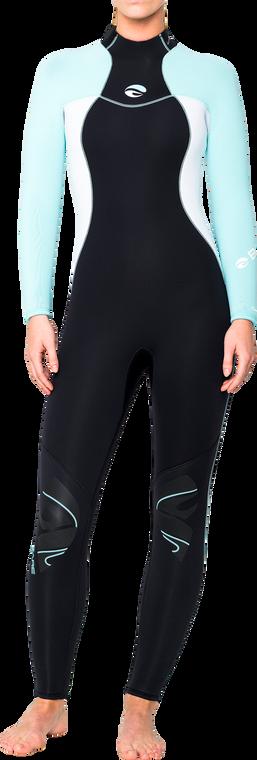 BARE 3/2mm Nixie Full Wetsuit Womens