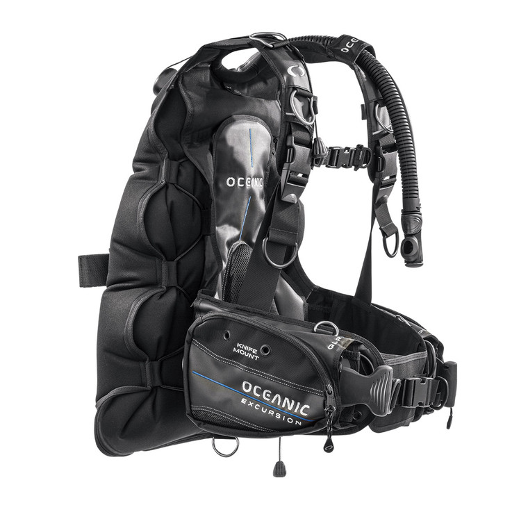 Oceanic Excursion BCD Right Side