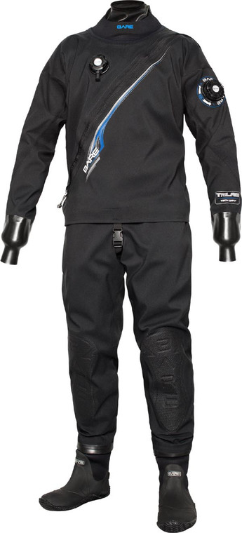 BARE Trilam Tech Dry Drysuit Mens/Womens