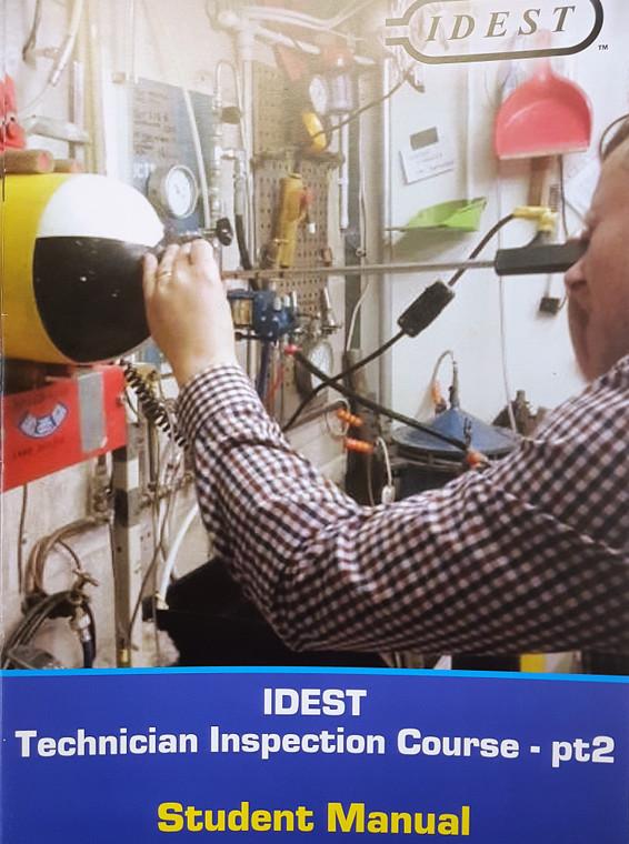 IDEST Technician Inspection Course Part 2 (TIC2)