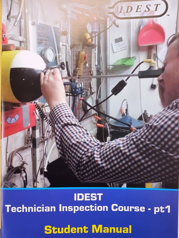 IDEST Technician Inspection Course Part 1 (TIC1)