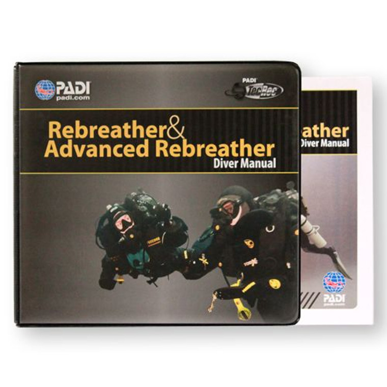 PADI Advanced Rebreather Diver Hollis Explorer