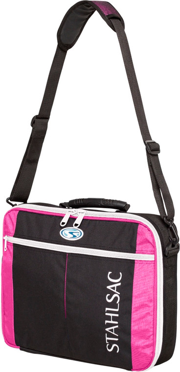 Stahlsac Molokini Regulator Bag Black/Pink