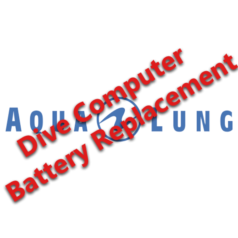 Dive Computer Battery Replacement - AQUA LUNG