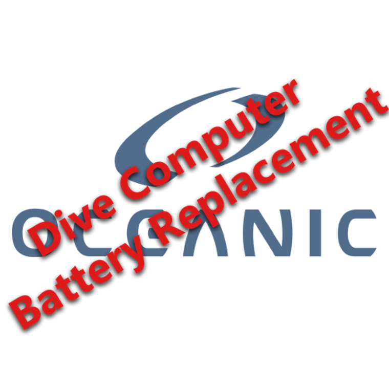 Dive Computer Battery Replacement - OCEANIC