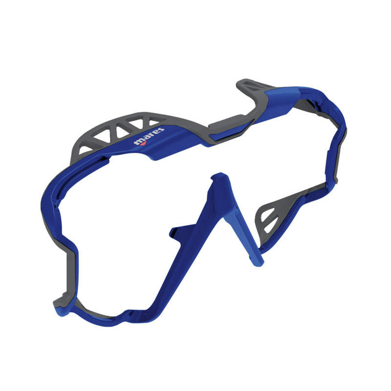 Mares Pure Wire Frame - Blue/Grey
