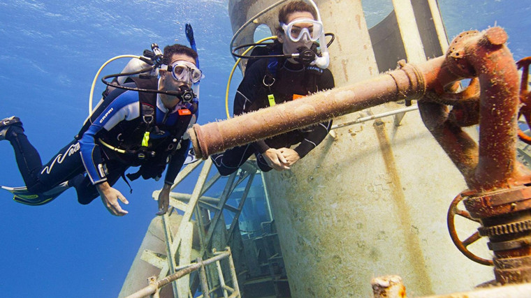 PADI Wreck diver course at Sunderland Scuba Centre, Sunderlands only 5 Star Dive Centre