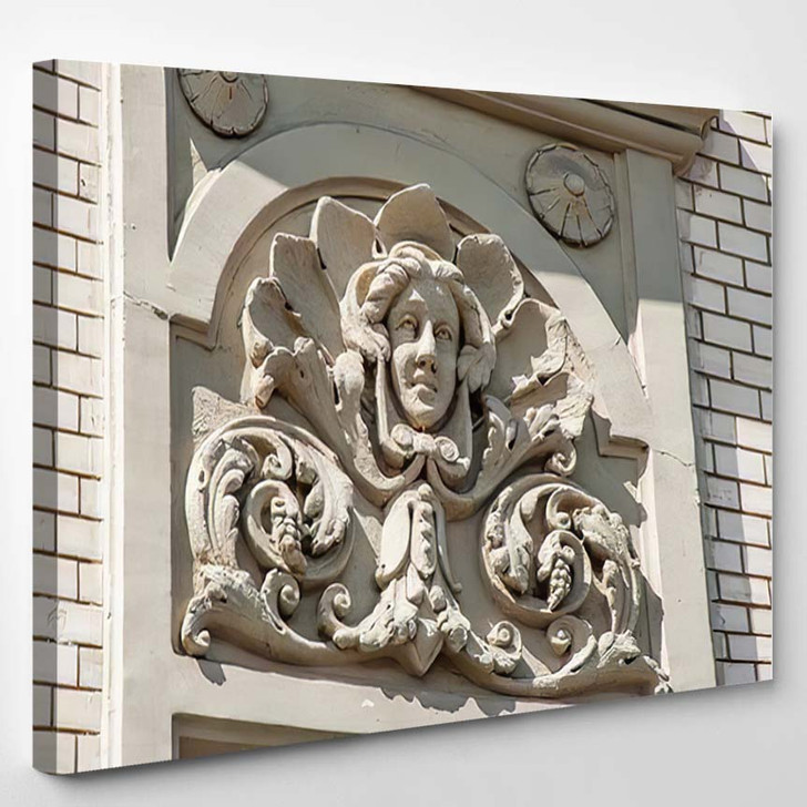 Architectural Style Moscow Art Nouveau Characterized 5 - Fantastic Canvas Wall Decor