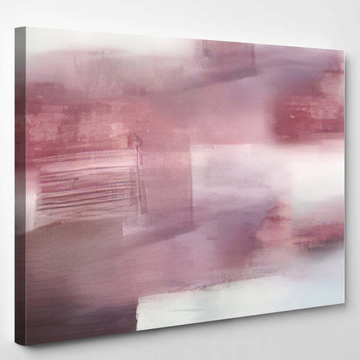 Abstract Art Painting Background Modern Artwork 1 - Abstract Art Canvas Wall Decor