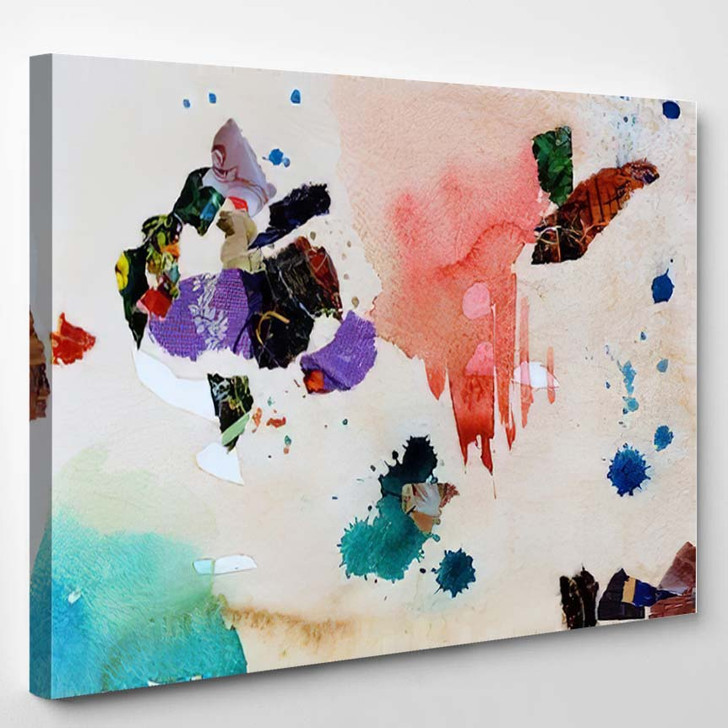 Abstract Background 70 - Abstract Art Canvas Wall Decor