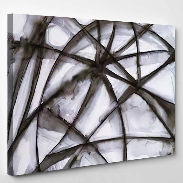 Abstract Painting 36 - Abstract Art Canvas Wall Decor