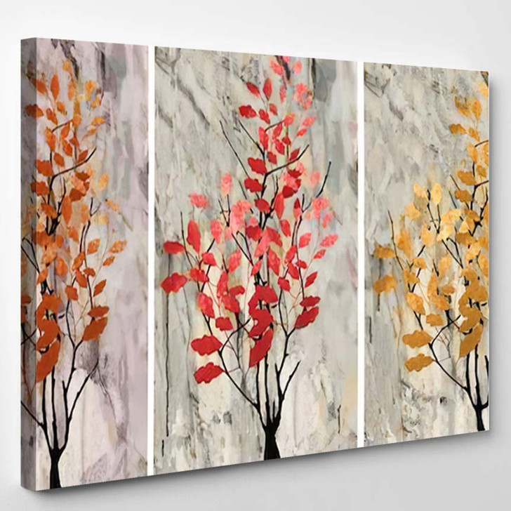 Collection Designer Oil Paintings Decoration Interior 34 - Abstract Art Canvas Wall Decor