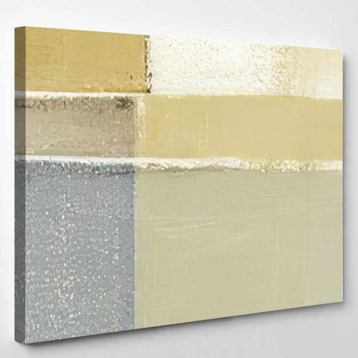 Neutral Abstract Art Painting 2 - Abstract Art Canvas Wall Decor
