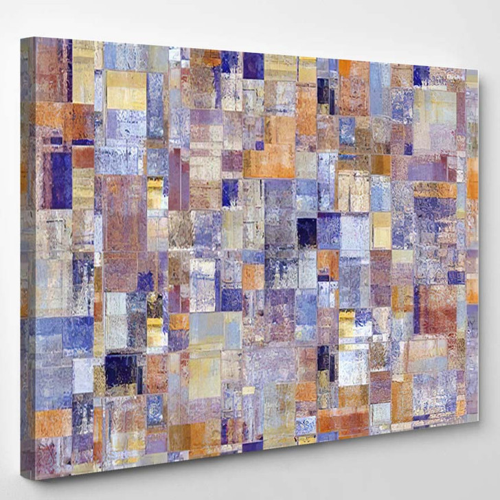 Abstract Painting Background Grunge Wall - Paintings Canvas Wall Decor