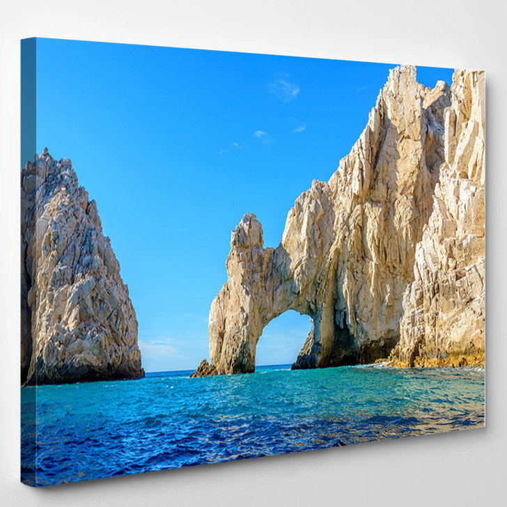 The Arch Point El Arco At Cabo San Lucas Mexico - Nature Canvas Wall Decor