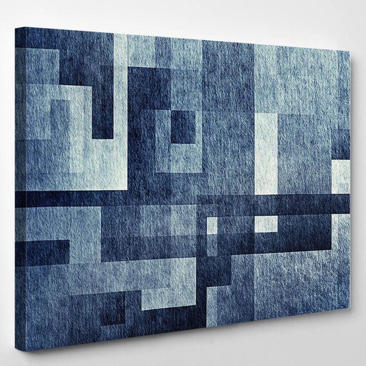 Creative Abstract Textured Background - Abstract Canvas Wall Decor