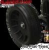 Tucker® PRO 3 Stage RO/DI Cart