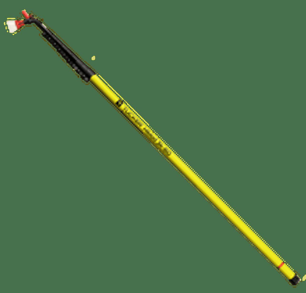 custom built model 60 3k high modulus carbon fiber water fed pole