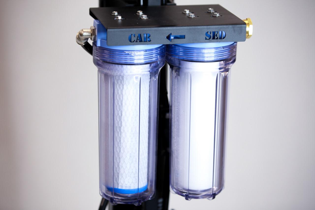 Tucker® Water Fed Pole Solar Panel Cleaning Kit w/S4