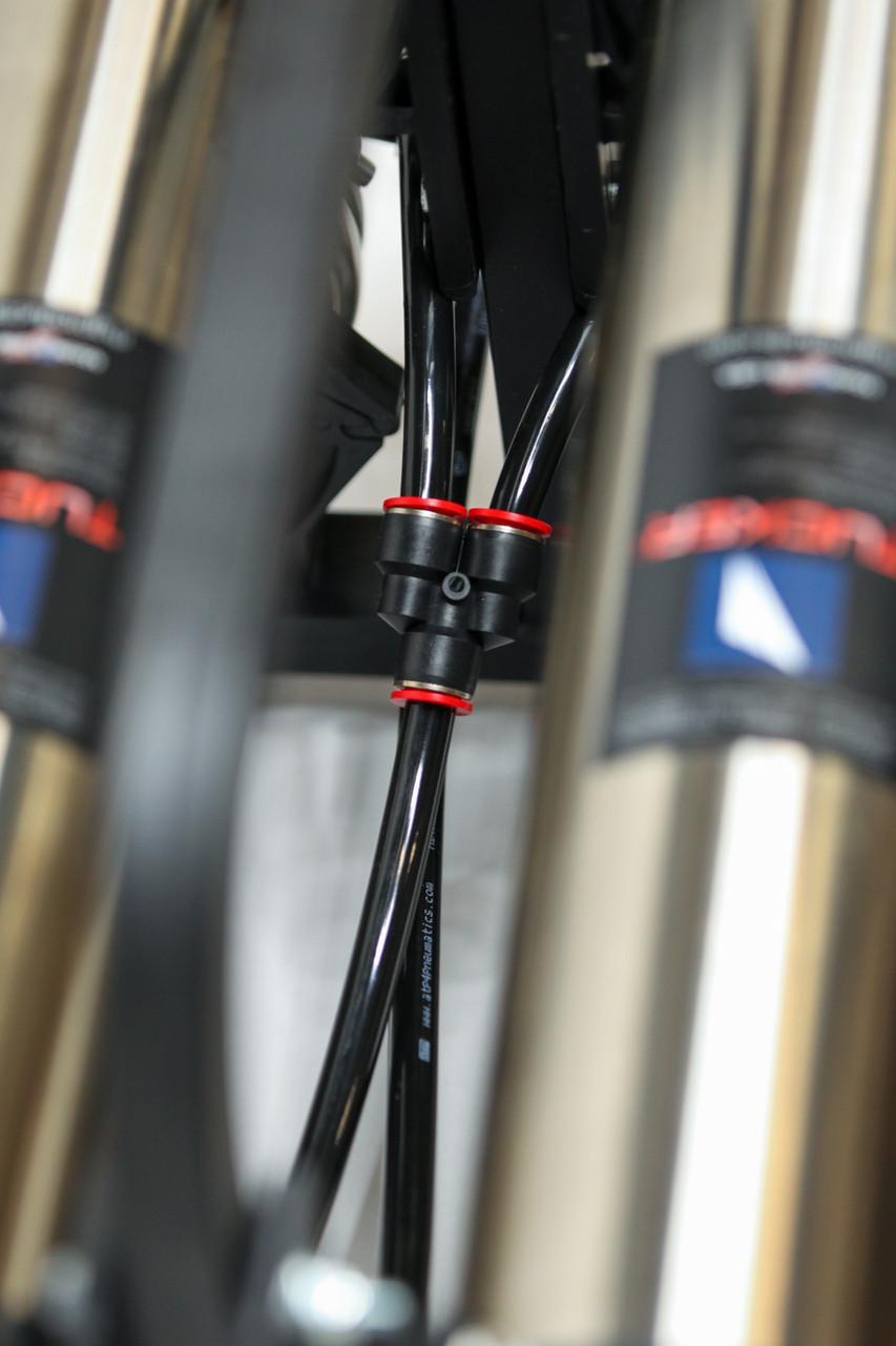 Tucker® Compact 4 Stage RO/DI