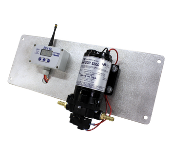 12v Delivery Panel w/Controller and LONG RANGE Remote