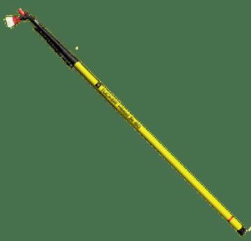 Tucker 3K model 60 high modulus carbon fiber water fed pole