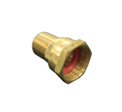 "1/2"" MPT X FGH Swivel Inlet"