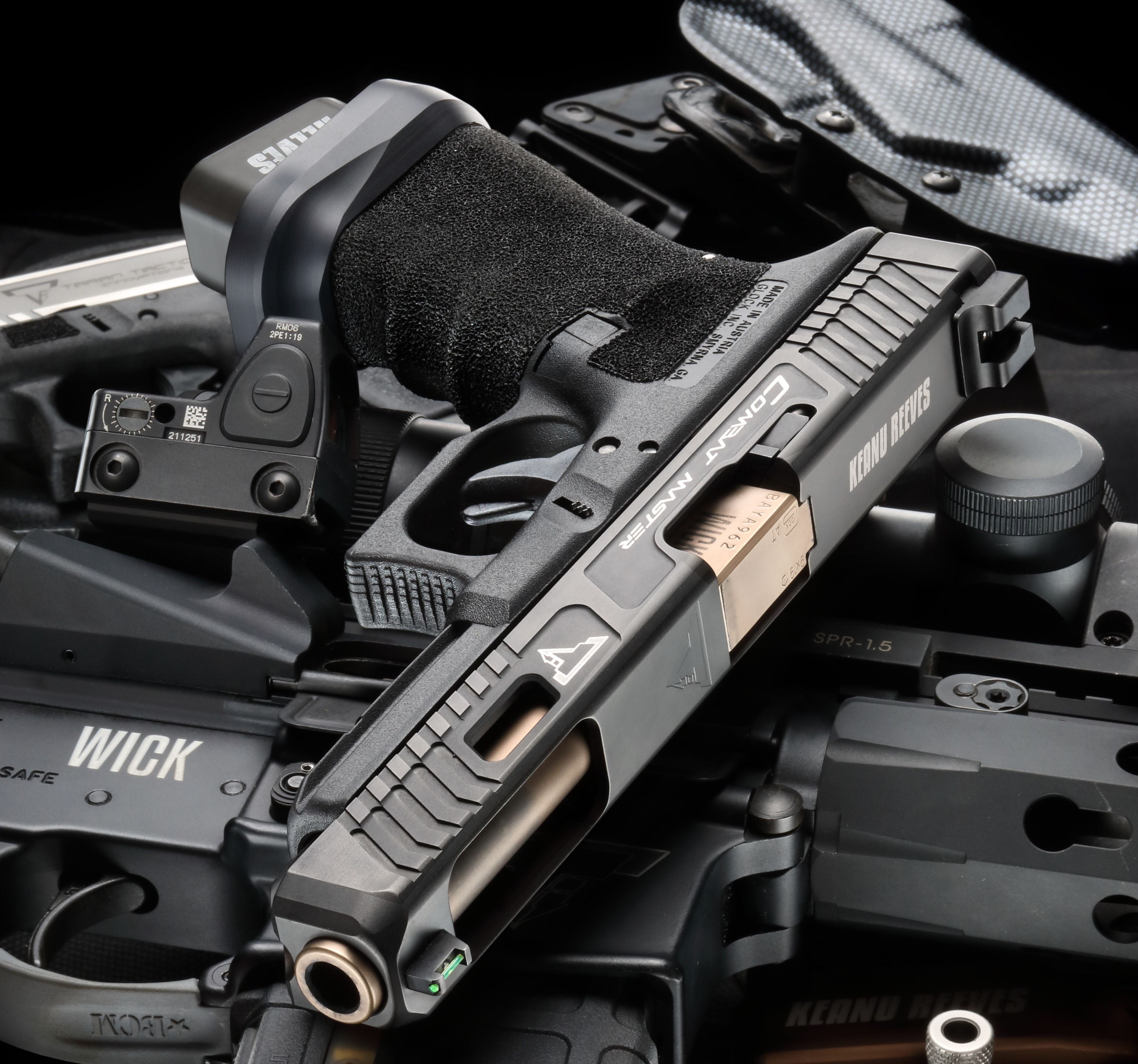 JW Movie Guns