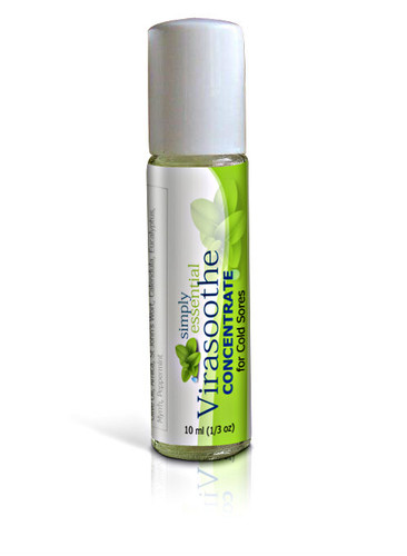 Virasoothe concentrate. All the benefits of Virasoothe in a handy-to-carry roll on size