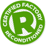 Certified Factory Reconditioned