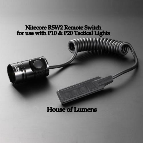 Nitecore RSW2 Remote Switch