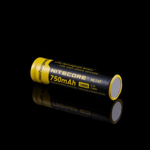 Nitecore 14500 Lithium Ion Battery