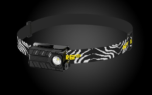 Nitecore NU20 360 Lumen USB Rechargeable Headlamp