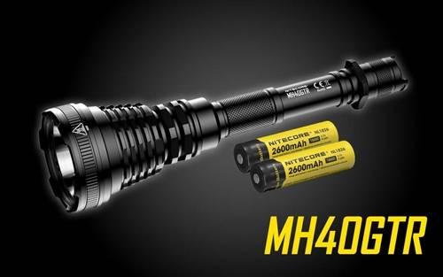 Nitecore MH40GTR
