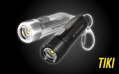 Nitecore Tiki Keychain Flashlight