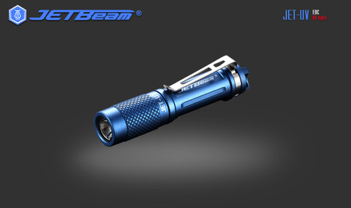 Jetbeam JET-UV Ultraviolet Flashlight