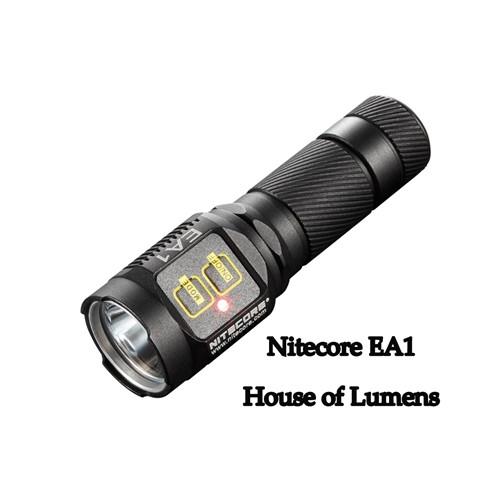Nitecore EA1 180 Lumens 1 AA Cree XP-G R5 LED