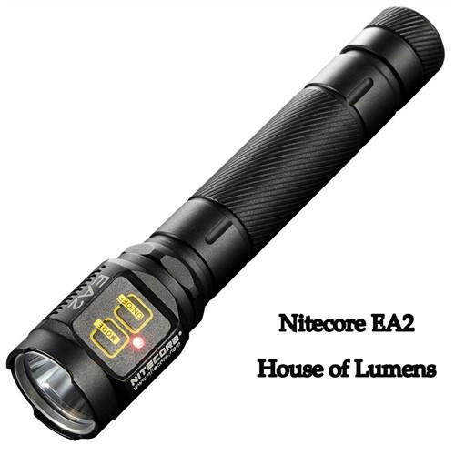 Nitecore EA2 280 Lumens 2 AA Cree XP-G R5