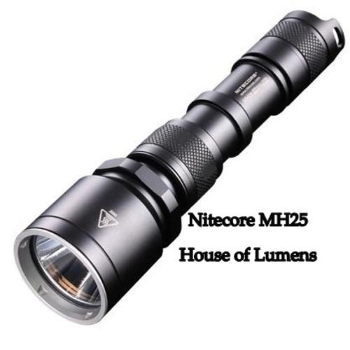 Nitecore MH25 USB Rechargeable