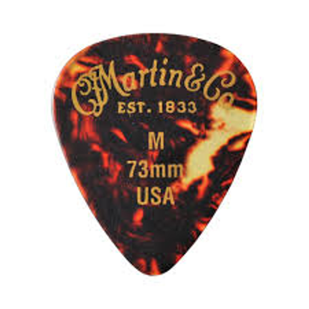 Martin & co. EST. 1833 12-32 medium guitar picks .73MM